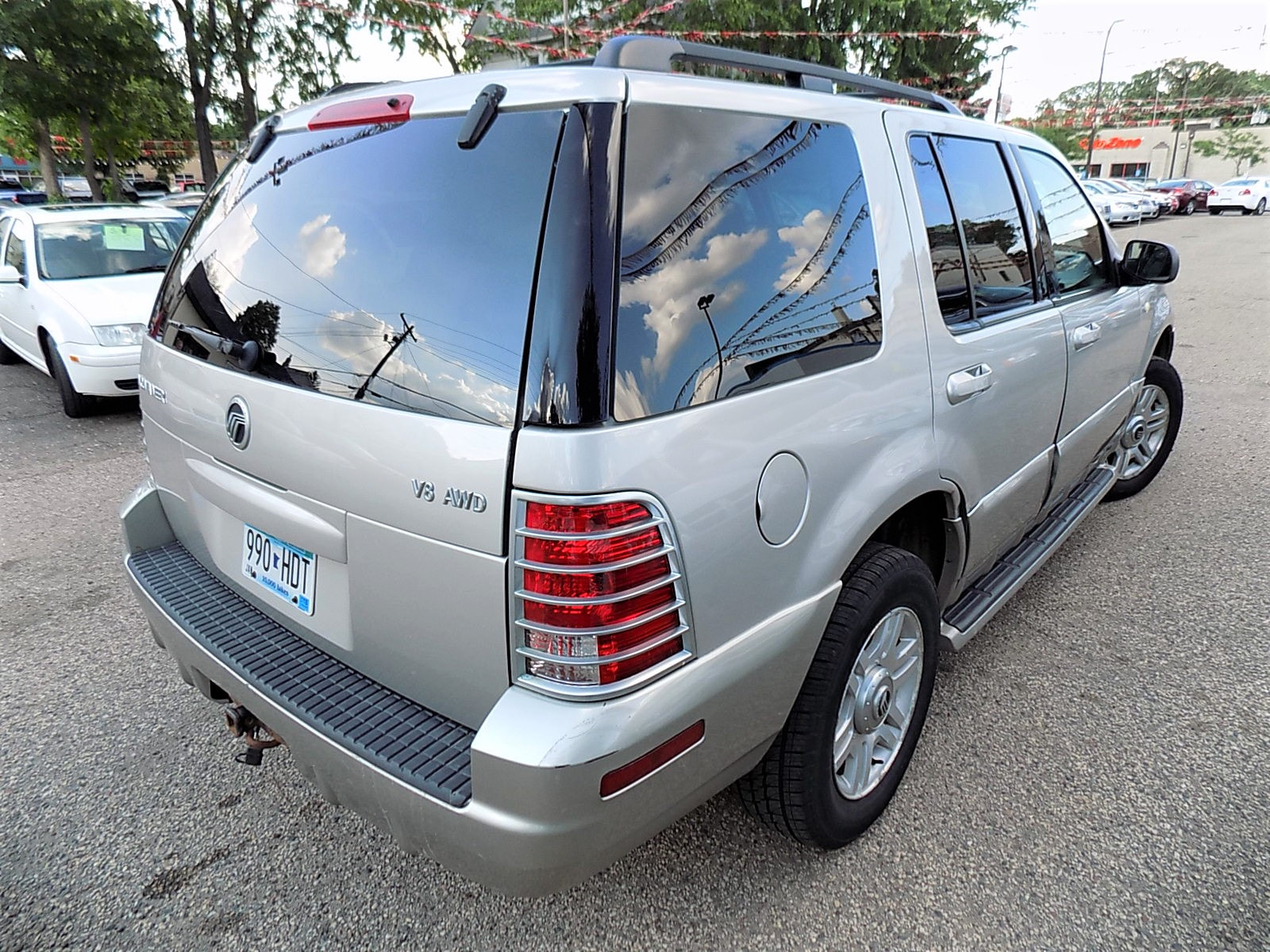 2003 Mercury Mountaineer Awd V8 6297