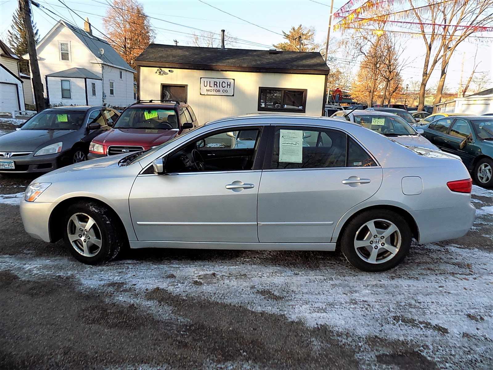 2005 Honda Accord Hybrid V6 6577